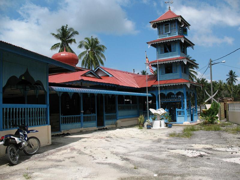 masjid jamek jawiyya