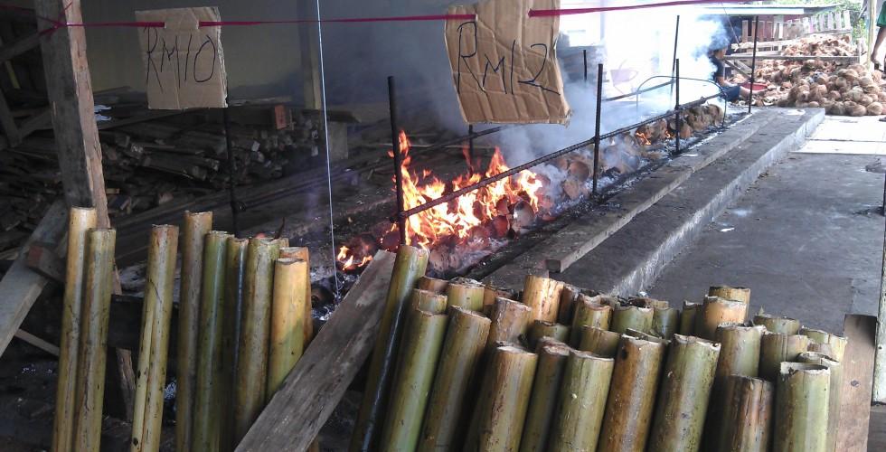 Lemang Fire Pit