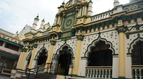 abdul ghafoor mosque