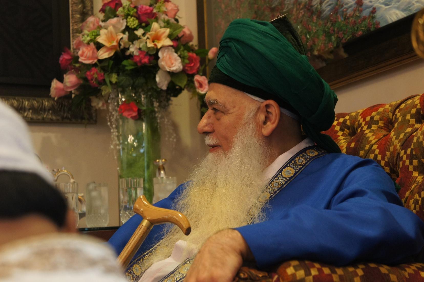 Shaykh Hisham Kabbani singapore temasek saints